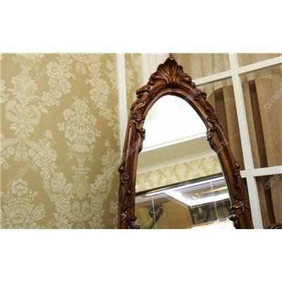 Зеркало напольное деревянное