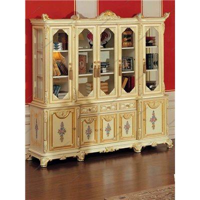 Книжный шкаф трехдверный Savinien