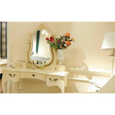 Туалетный столик прованс с зеркалом