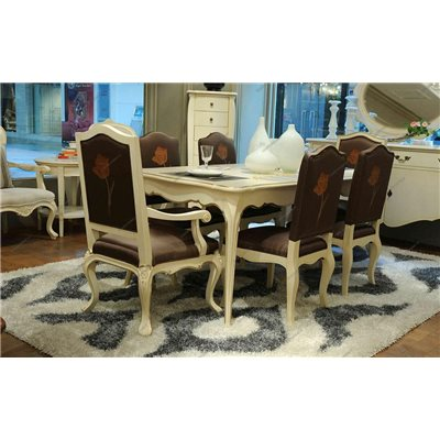 Стол обеденный прованс
