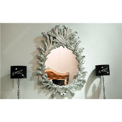 """Зеркало настенное """"Листья"""""""